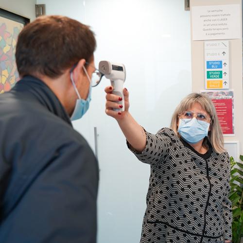 Sicurezza anti Coronavirus